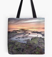 Rickett's mossy sandstone Tote Bag