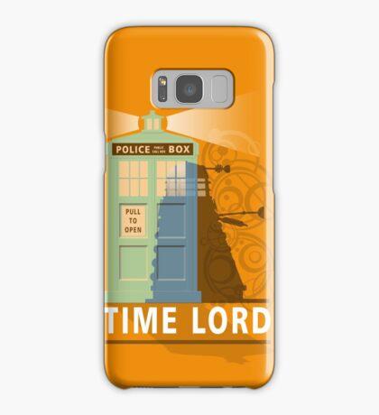 Time lord Samsung Galaxy Case/Skin
