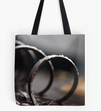 Chocolate Swirl Tote Bag