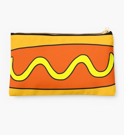 Hot Dog Hot Diggity Dog Studio Pouch