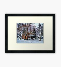 Montana Wonderland Framed Print