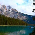 Emerald Lake by Frank Bibbins
