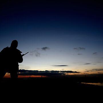 Hunter 2 by DaveDewalt