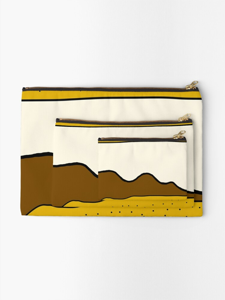 Alternate view of Give Me S'more! Zipper Pouch