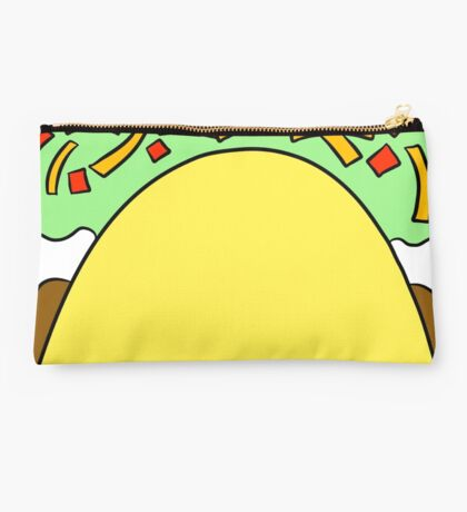 Taco Tuesday Studio Pouch