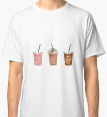 Coffee Sticker Pack Classic T-Shirt