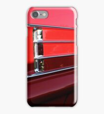 Chrome lines 3 iPhone Case/Skin