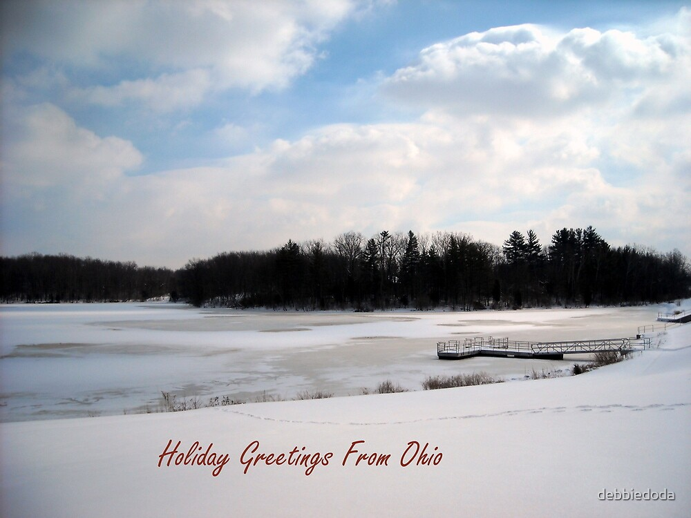 Greetings From Ohio by debbiedoda