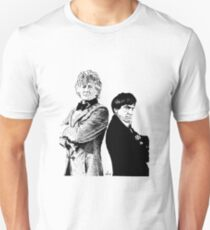 2nd and 3rd Doctors Slim Fit T-Shirt