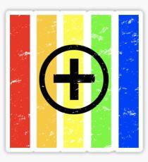 TrueColor-Medical-Black Sticker