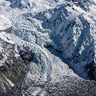 Hochstetter Ice Fall by Charles Kosina