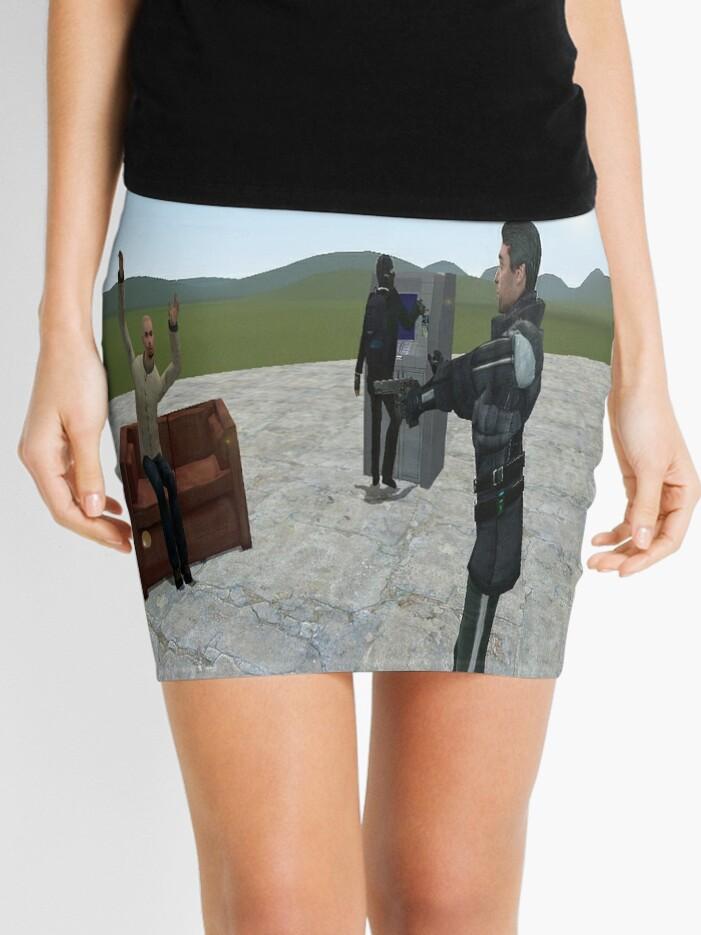 GMOD Casual RP   Mini Skirt
