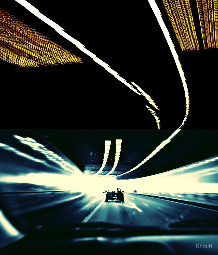 Tunnel Vision by Rhoufi