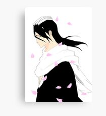 Byakuya Kuchiki Bleach Anime Canvas Print