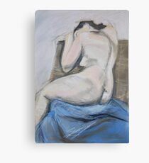 female nude Canvas Print