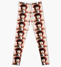 """Wheal Leisure"" ~ Ross Poldark Leggings"