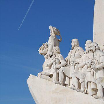 Maritime Monument - Lisbon by AlisonHowson