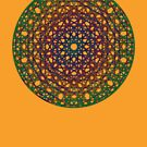 lattice sphere by sabrina card