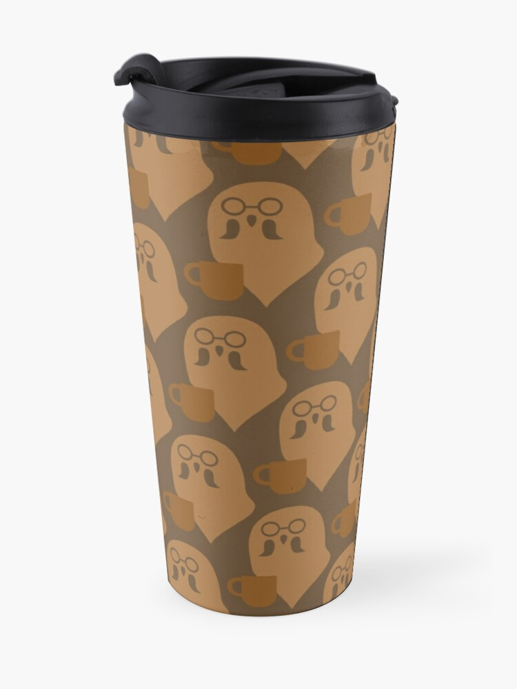 Alternate view of ANIMAL CROSSING THE ROOST Travel Mug