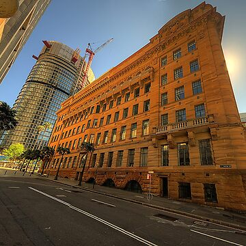 Around The Corner # 2 - Department of Education Building - The HDR Experience by Salieri1627