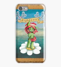 The Birth of an Equine Venus iPhone Case/Skin