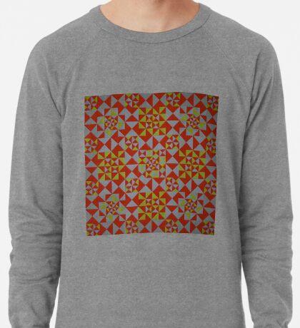 Untitled Encaustic Painting 25 Lightweight Sweatshirt