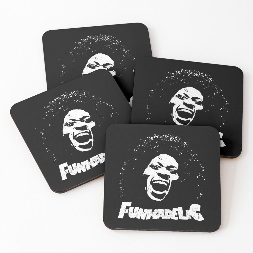Funkadelic Coasters (Set of 4)