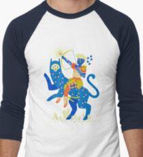 The Warrior Men's Baseball ¾ T-Shirt
