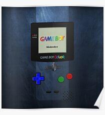Gameboy Color Poster