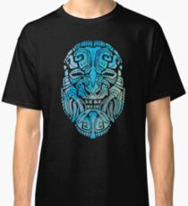 Mesoamerica Mask Watercolor Classic T-Shirt