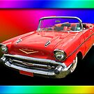 Psychedelic Chevy by Keith Hawley