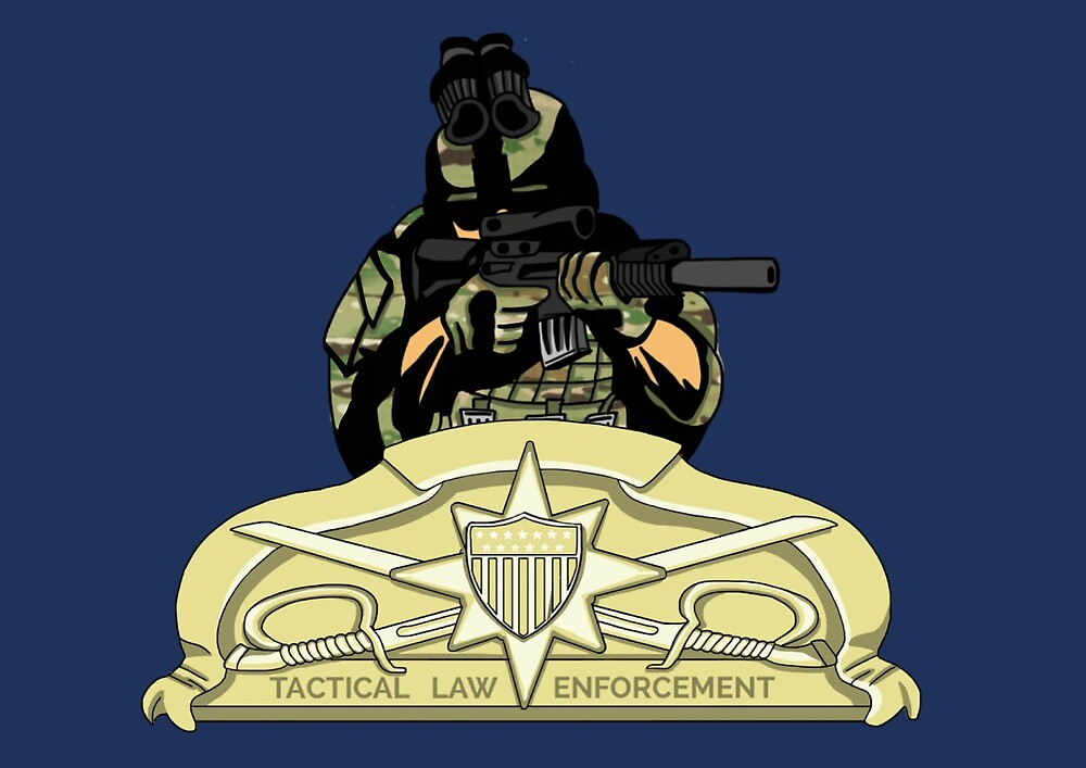 Coast Guard Tactical Operator by AlwaysReadyCltv