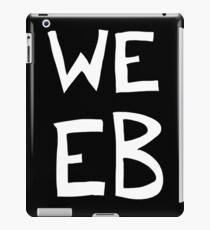 Basic Weeb Graphic iPad Case/Skin