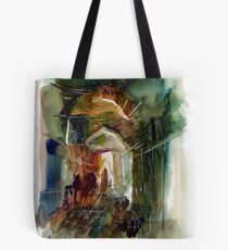 Movement of learning Tote Bag