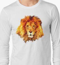 Low Poly Lion T-Shirt