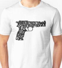 Guns of Brixton Unisex T-Shirt