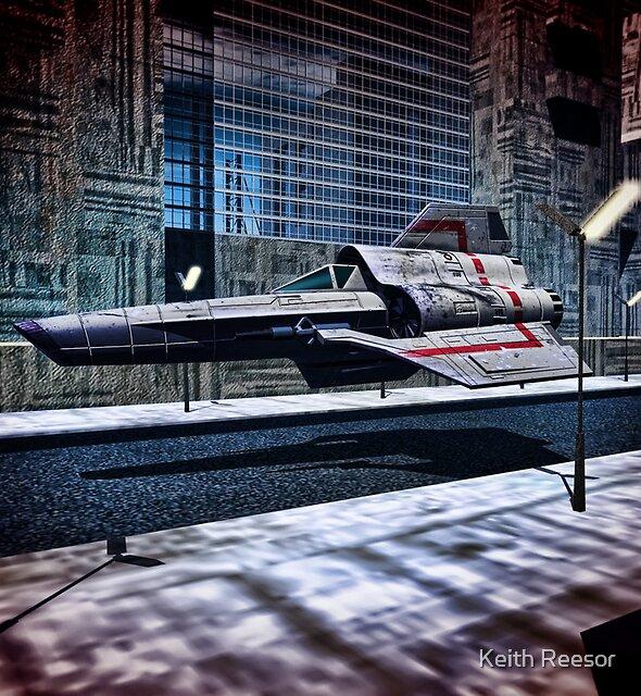 This Flight Tonight by Keith Reesor