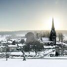 An Edensor Winter by LazloWoodbine