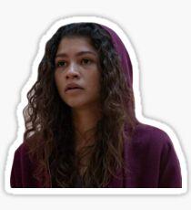 rue bennett hoodie Sticker