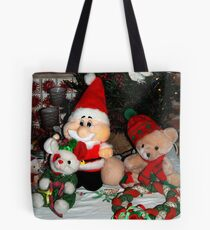 All ready for Xmas Tote Bag