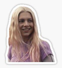 jules vaughn Sticker