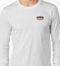 Cute little otter  Long Sleeve T-Shirt