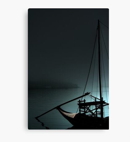 Silently Canvas Print