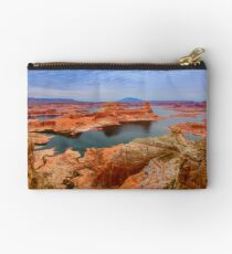 Lake Powell Zipper Pouch