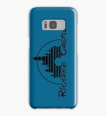 Richard Castle Samsung Galaxy Case/Skin