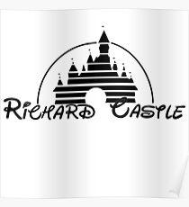 Richard Castle Poster