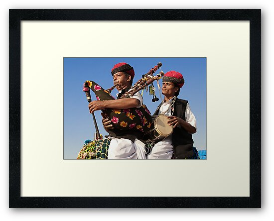 The Music of Rajasthan by Mukesh Srivastava