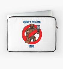 STOP! Hammerstein.... Laptop Sleeve