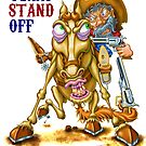 The Texas Stand Off by Terry Smith