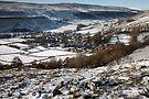 Winter In Kettlewell by SteveMG